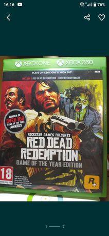 Gra Xbox one / 360 Red dead redemption goty 2 płyty rdr