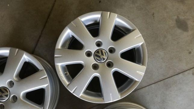Alufelga VW KBA46415 5x112 15 cali Golf Jetta Touran Nowa