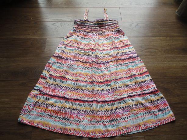 TAM.6A (116cm) - BOBOLI Vestido de alças