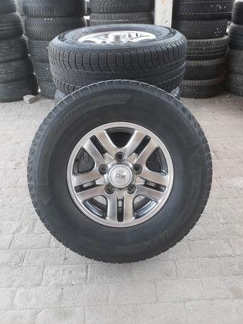 Диски 5×150 8j et60 шини 275/70 r16 Michelin Toyota LC100 Lexus LX 450