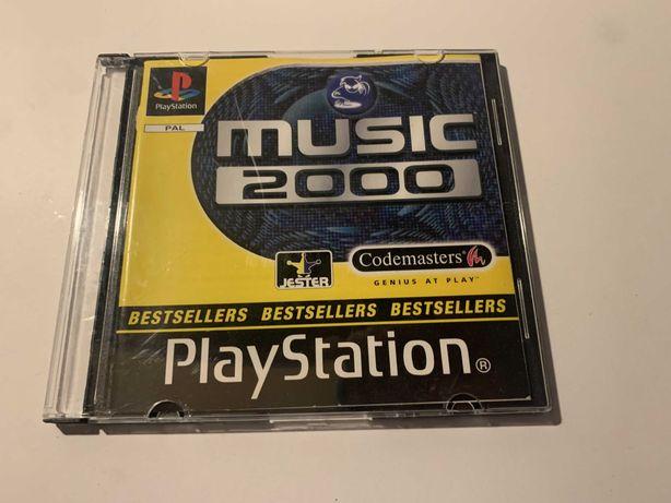 Music 2000 Playstation 1 Ps1