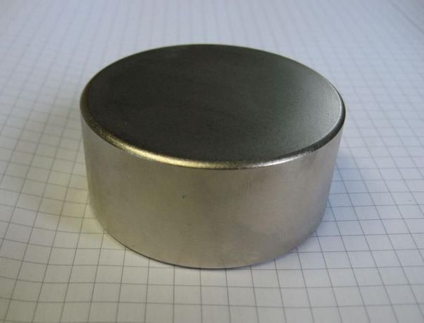 Magnes neodymowy 80x30 magnesy 80/30