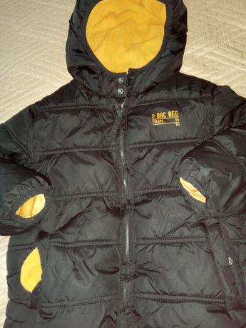 Куртка на хлопчика 104-110 см