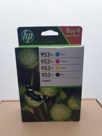 Oryginalny zestaw tuszy HP 953xl
