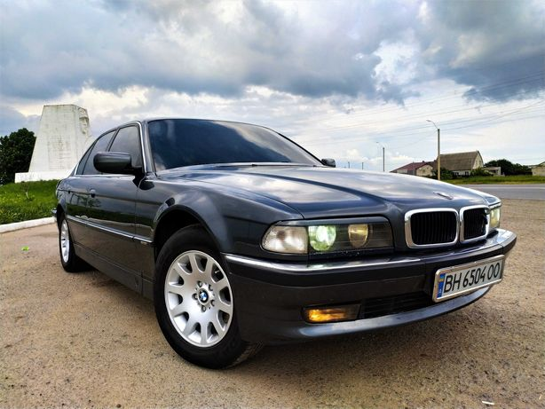 BMW 740 Газ-Бензин автомат Идеал
