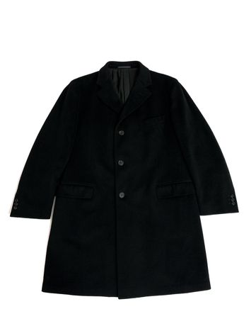 Шерстяное пальто Zegna Brioni brunello cucinelli