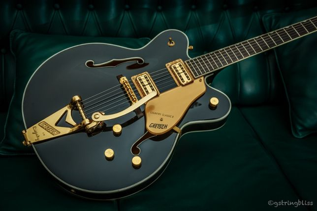 Guitarra eléctrica – Gretsch 6122 Country Classic II