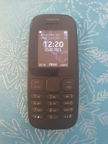 Nokia na klawisze