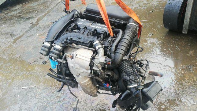 Двигатель 1.6 THP 125HP 5FA 5F02 10FJBU Peugeot 308 T9