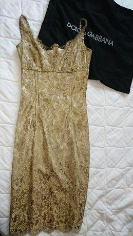 Срочно! Коллекционное корсетное платье Dolce&Gabbana оригинал
