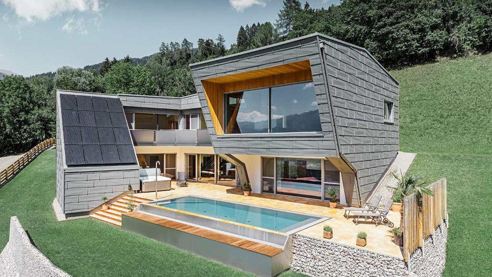 Prefa Aluminiowe Systemy Dachowe Rynny Dachówki Rąbek Aluminiowy