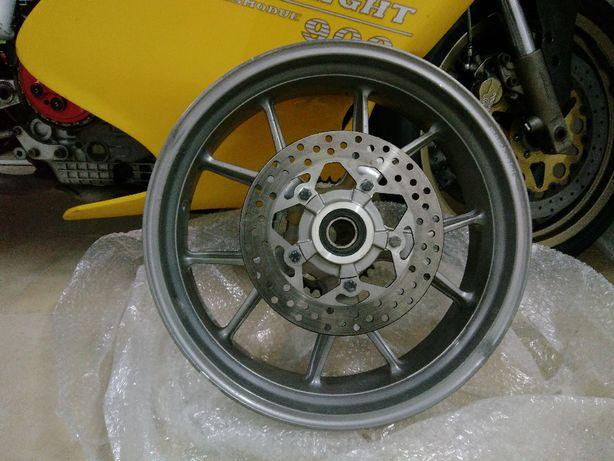 "Roda Traseira 5.5"" eixo 30mm - Brembo/Marchesini"