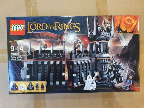 LEGO Lord Of The Rings 79007 Bitwa u czarnych Wrót Unikat / Nowe