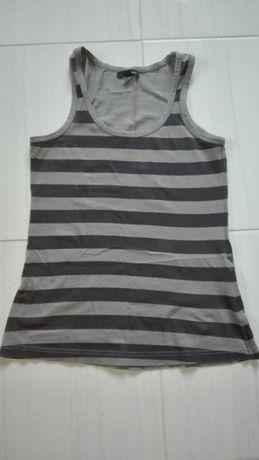 Bokserka koszulka na ramiączkach 34/36