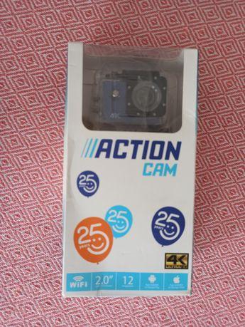 Sportowa kamera action cam 4k NOWA OKAZJA zestaw full hd