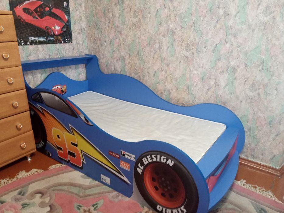 Продам кровать машину Часов Яр - изображение 1