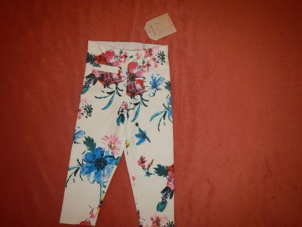 лосины леггинсы брюки штаны salto р.74-80см(9-12мес)