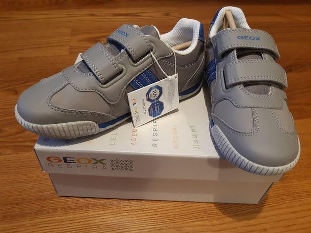 Nowe Geox sneakersy buty sportowe roz 32 ( wkladka 21 cm)