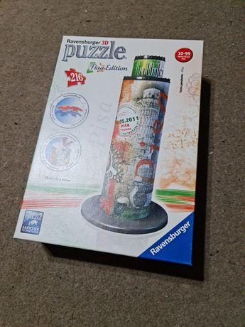 Puzzle Ravensburger Krzywa Wieża w Pizie 3D