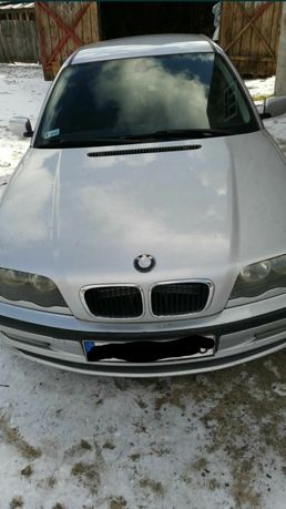 Разборка BMW 320 E46 2001