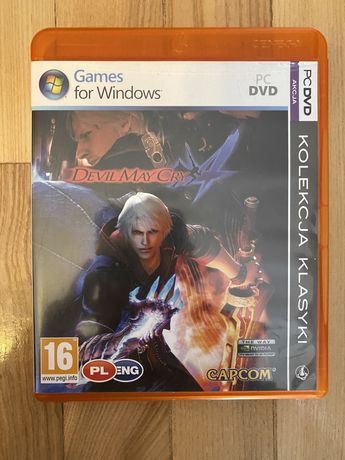 Gry PC Devil May Cry 4 / Worms Forts / Prince od Persia