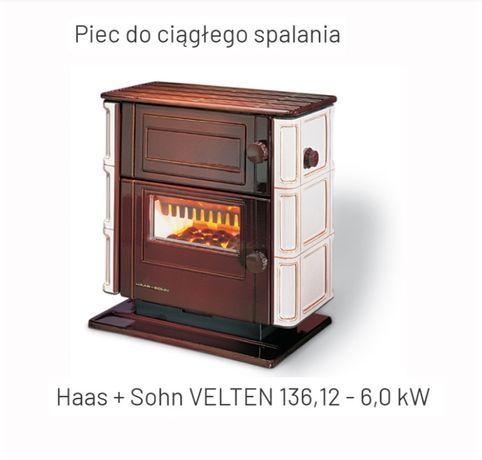 kominek piec koza VELTEN 136,12 - 6,0 kW