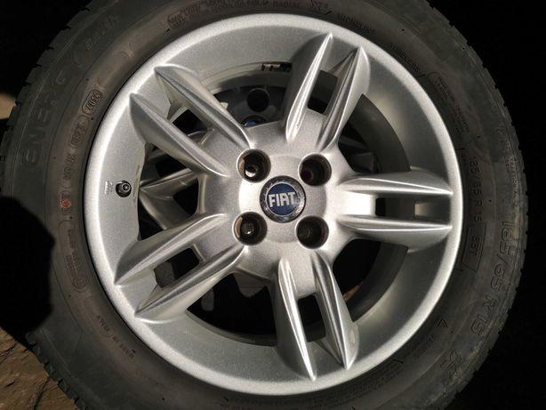 Диски литые оригинал Fiat Doblo 500 Fiorino Qubo Bipper Nemo R15(4*98)