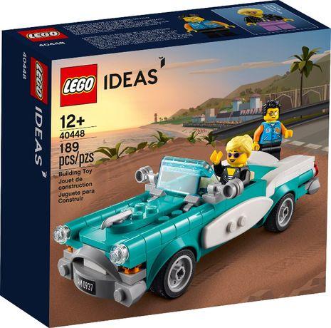 LEGO 40448 Ideas - Zabytkowy samochód Vintage Car