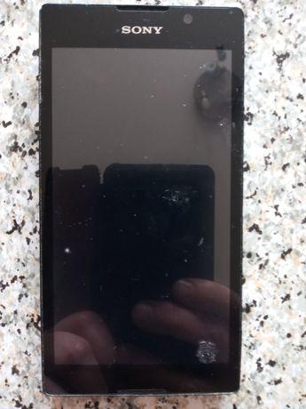 Телефон на запчастини Sony c2305 xperia C запчастини