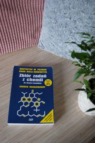 Zbiór zadań z chemii liceum rozszerzenie Krzysztof Pazdro