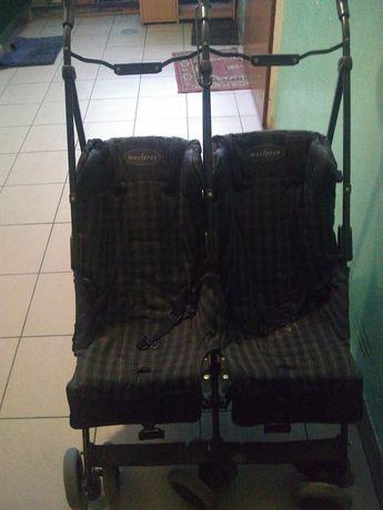 Oddam za darmo wózek bliźniaczy