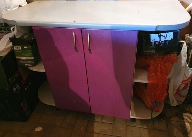 Стол тумба кухня.
