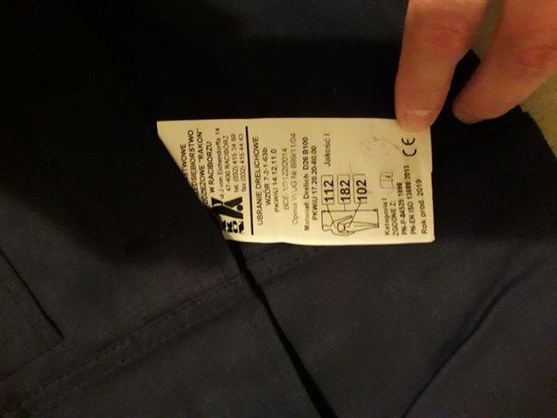 ubranie drelichowe - ubranie robocze