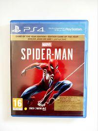 Spider - Man PS4     .