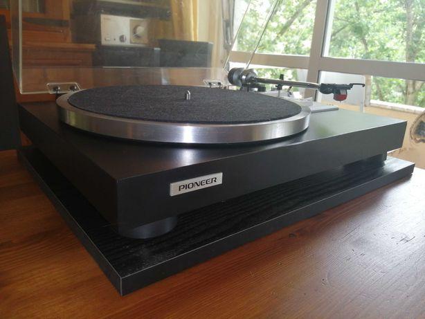 Pioneer PL 514 Black [Reservado] Gira discos Vintage Impecável!