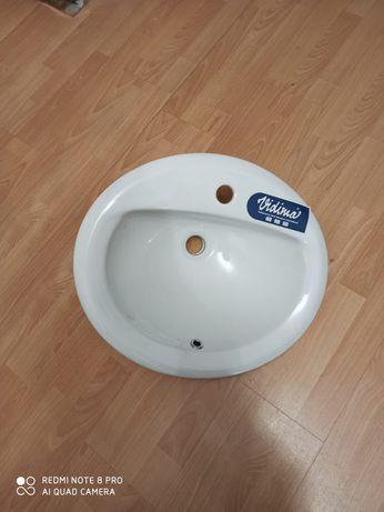 Nowa umywalka do zabudowy