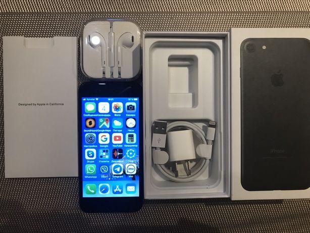 Iphone 7 32 black neverlock