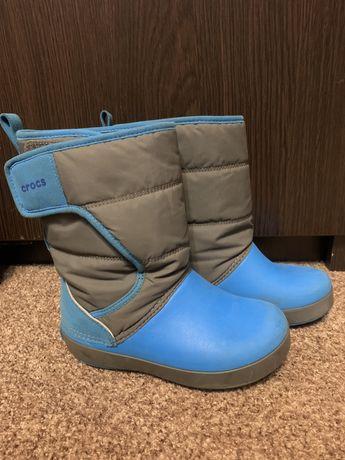 Зимние сапоги Crocs С12