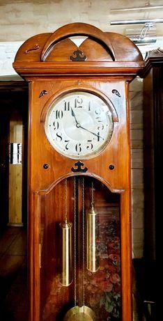 Zegar Junghans stojący dwuwagowy