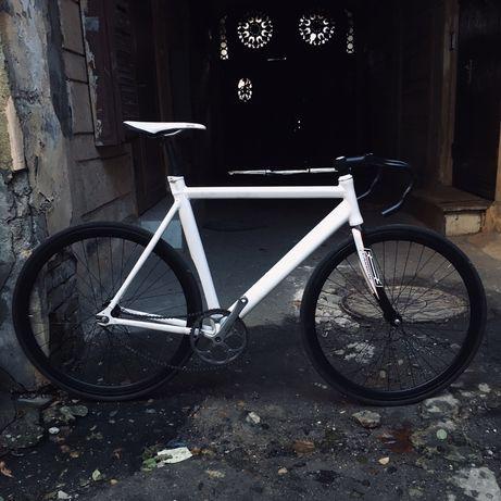 Велосипед Фикс , fix, запчасти , фреймсет , fixed сингл велообувь