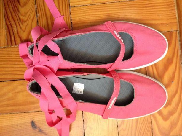Sapatos Havaianas