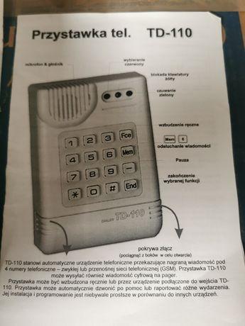 Przystawka tel. sekretarka Dialer TD-110