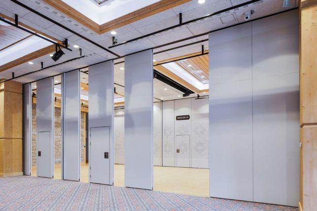 Współpraca- sprzedaż/ instalacja ścian przesuwnych