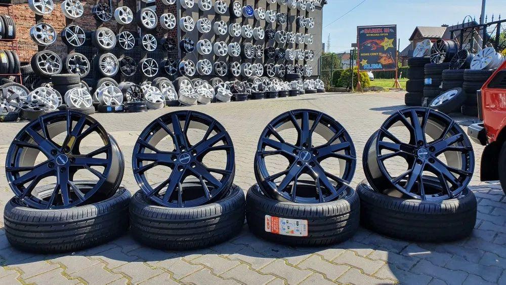 """Felgi aluminiowe 19"""" 5x112 8,5j et45 Vw Audi Seat Skoda Mercedes itp."""