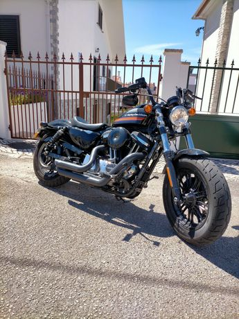 Harley forty eight 2019 special