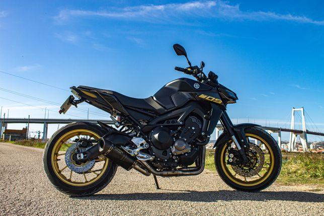 Yamaha MT09 2018