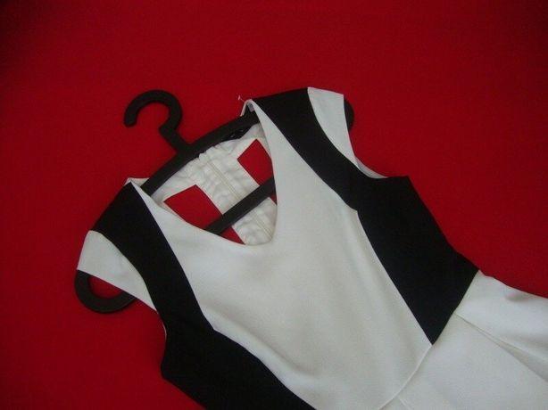 Шикарное праздничное платье (dorothy perkins white) размер s, р.36 с