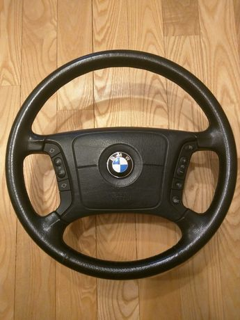 Rarytas Podgrzewana kierownica BMW E39 stan idealny