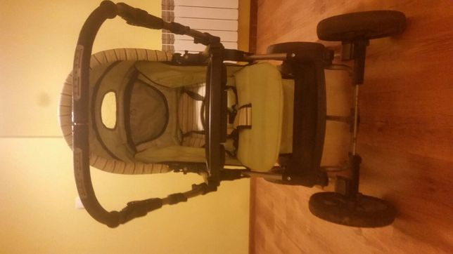Wózek spacerowy 2w1