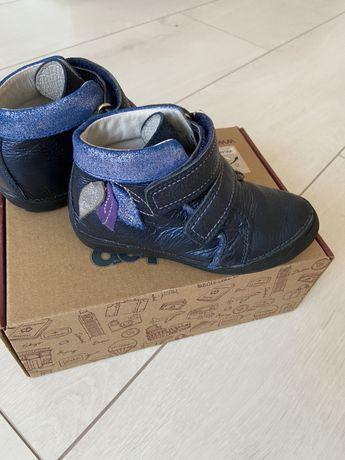 Ботинки кожа в идеальном состоянии DD step 25 размер